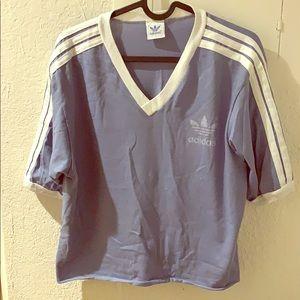 Vintage Adidas crop tee